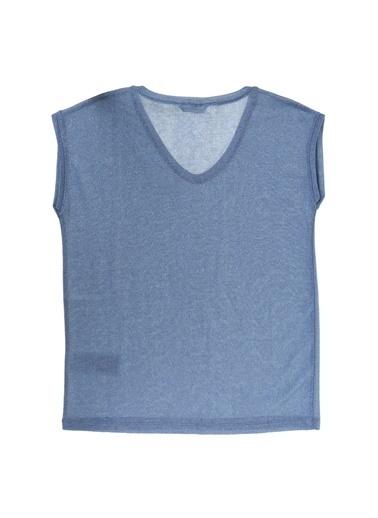 Only Tişört Mavi